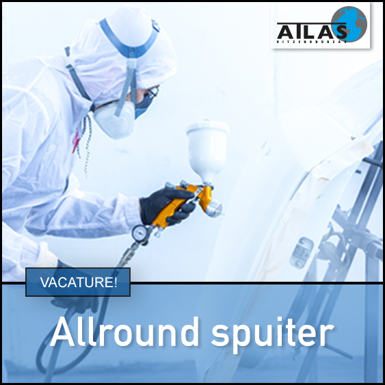 Allround spuiter