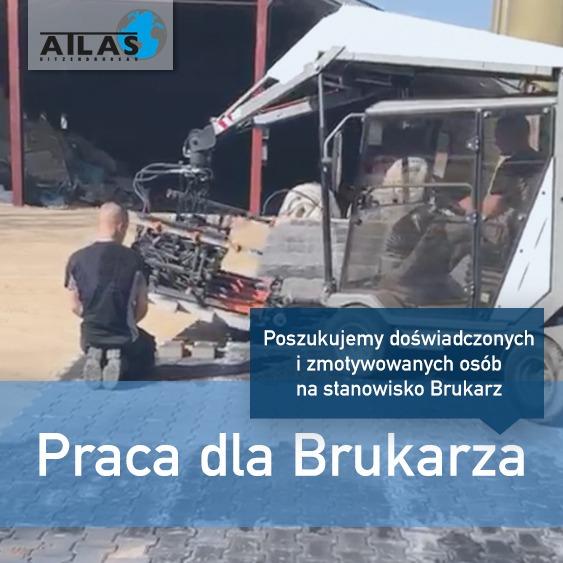 Praca dla Brukarza
