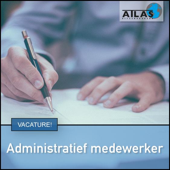 Administratief medewerker