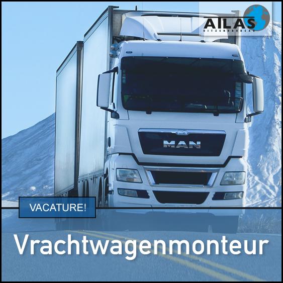 Vrachtwagenmonteur