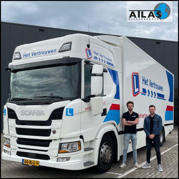 Gratis vrachtwagenrijbewijs